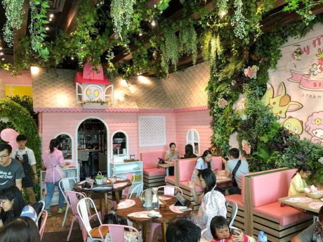 My Melody Cafe 20