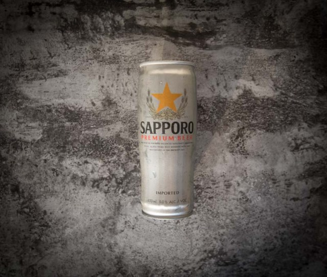 Sapporo Beer 9