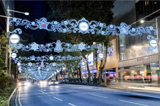 Christmas On A Great Street Online 1