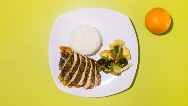 changi prison food