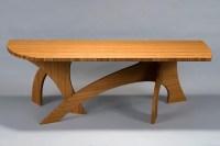 Banyan Coffee Table | Custom Bamboo Coffee Table - Seth ...