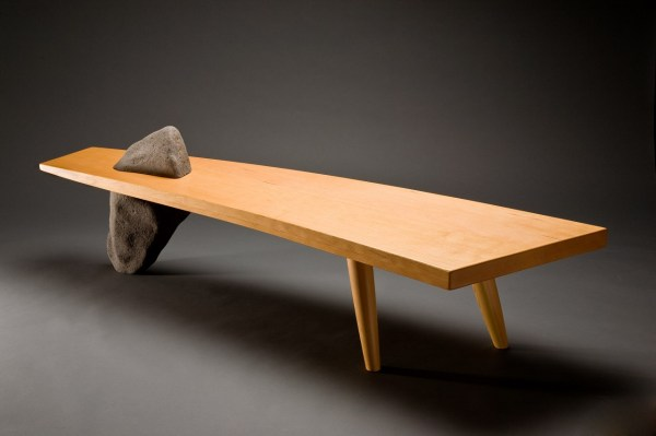 Gibralter Bench Wood & Coffee Table - Seth Rolland