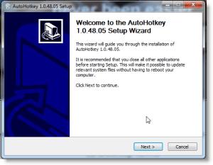 Download AutoHotKey05
