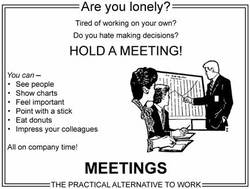 Meetingsad
