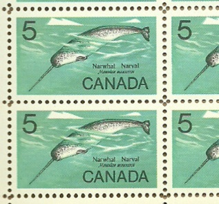 Unitrade_480_Narwhal_Sheet_MNH_77_See_My_Other_Listings___eBay