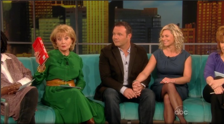 Mark & Grace Driscoll On The View Seth's Oasis