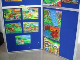 Some Drawing By Children
