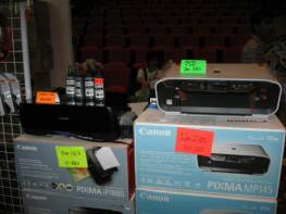 Printer price cheaper here anyway will be cheaper in PC Fair