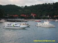 pelabuhan padangbay