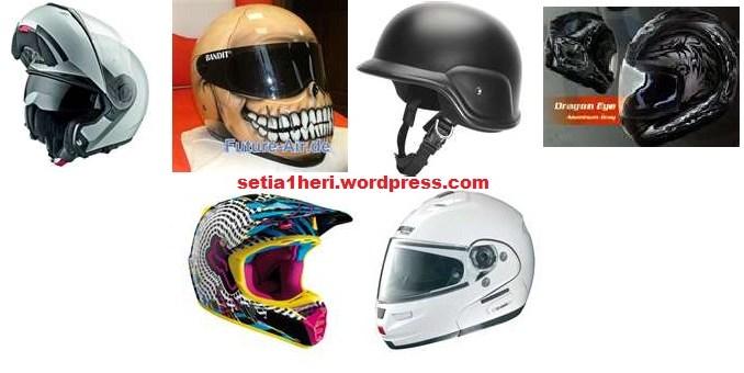 Tips Memilih Helm yang Tepat