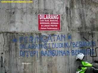 dilarang mancing