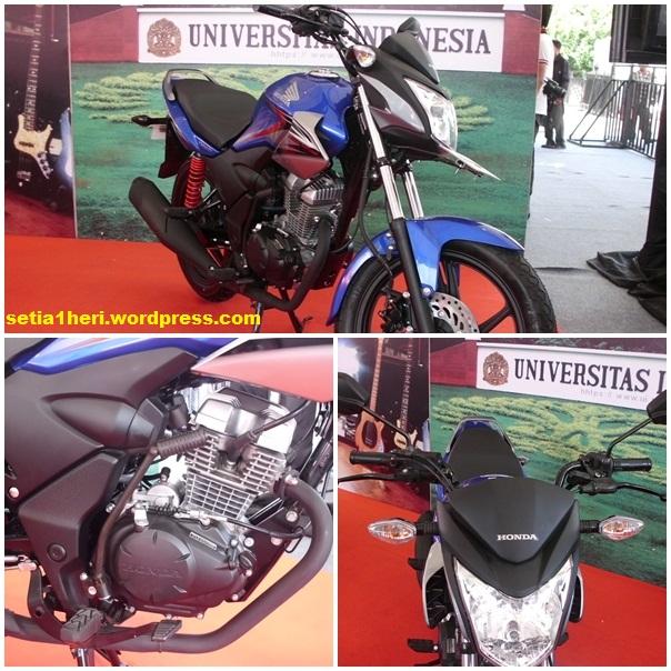 honda verza 150 cc tahun 2013