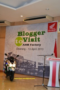 Blogger Visit to AHM Factory