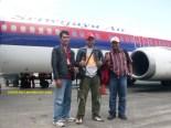 RT-Wiro-KSH mejeng di Sriwijaya Air