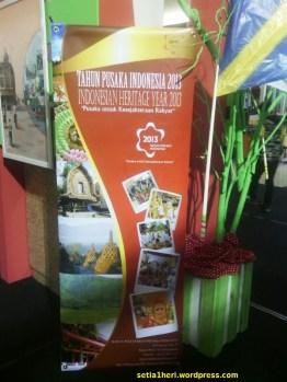 Tahun Pusaka Indonesia 2013