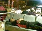 terlantar di bandara