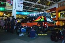 mobil pendukung Rofa