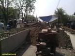 pembangunan kembali jembatan branjangan