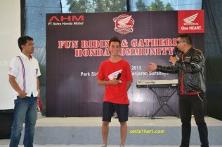 Asia Dream Cup Honda 2013 Gerry Lorenz