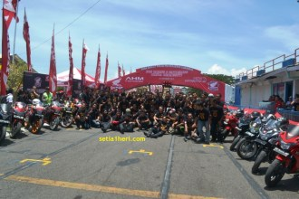 Fun Riding & Gathering Honda Community Surabaya