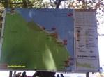 Peta Wisata TN Baluran Situbondo