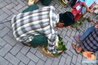Haul Mbah Syafii Pongangan Manyar Gresik tahun 2014 (48)