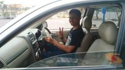Belajar nyetir mobil toyota rush di Bagoes gresik (13)