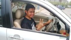 Belajar nyetir mobil toyota rush di Bagoes gresik (14)