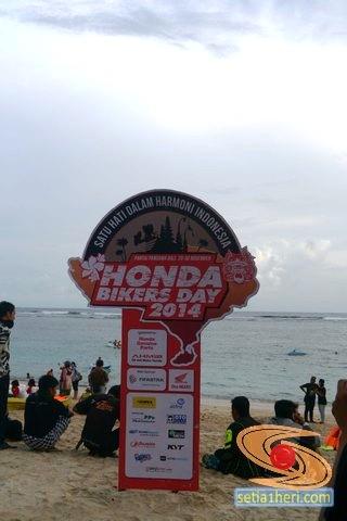 Honda Bikers Day 2014 di Pantai Pandawa Bali (10)