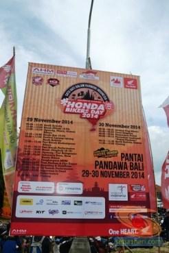 Honda Bikers Day 2014 di Pantai Pandawa Bali (2)