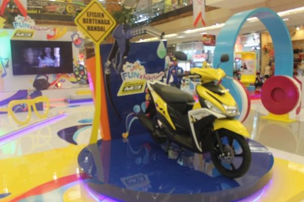 Launching New Mio M3 125 di Tangerang