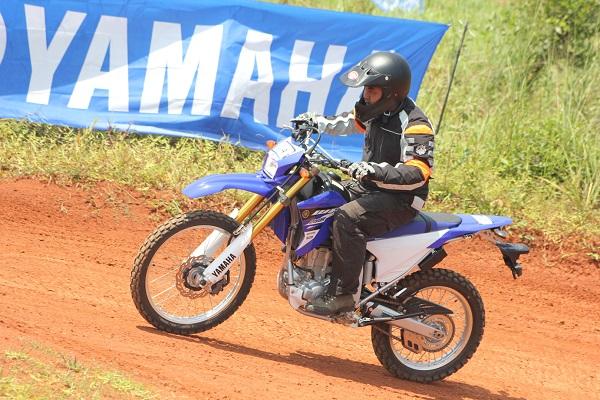 Test ride Yamaha WR250R di sirkuit PPC Motocross Pondok Cabe Tangerang Selatan (4)