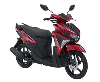 All New Soul GT Victory Red (merah)