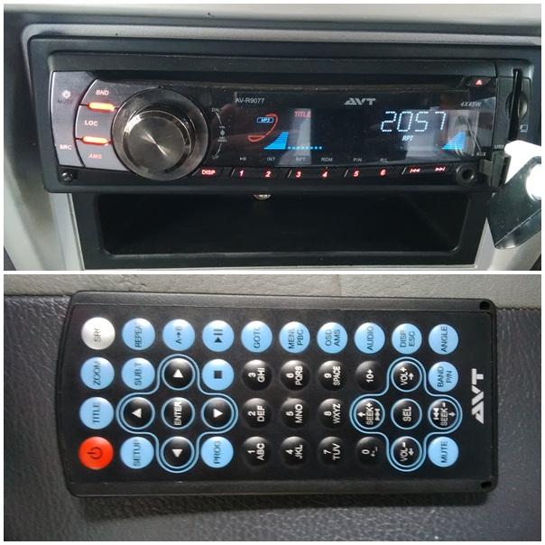 tape mobil merk AVT tipe AV-R9077