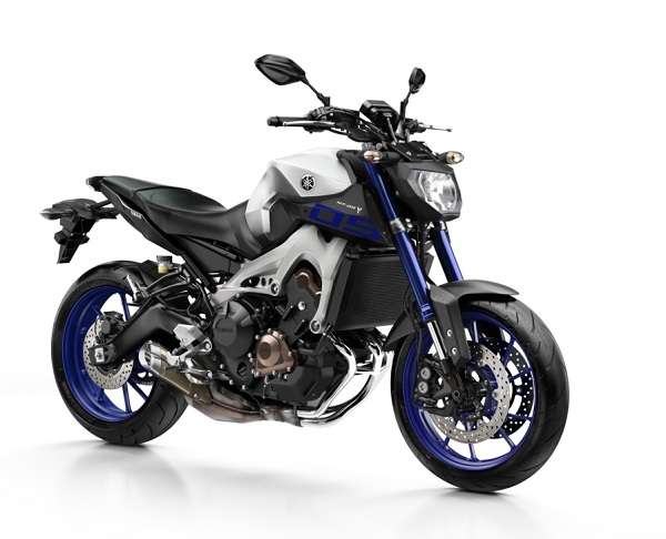 Yamaha MT-09 Race Blue di Indonesia tahun 2015
