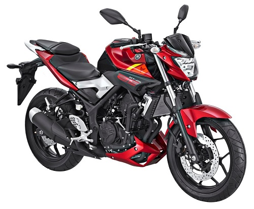 Yamaha MT-25 Red Rage (1)