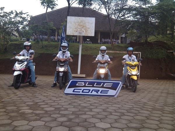 Yamaha edukasi Blue Core SMK binaannya (4)