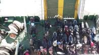 kondisi motor di kapal dari Pelabuhan Sape menuju Labuhan Bajo
