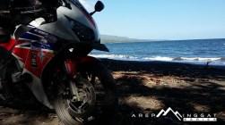 pinggir pantai di Nusa Tenggara Timur