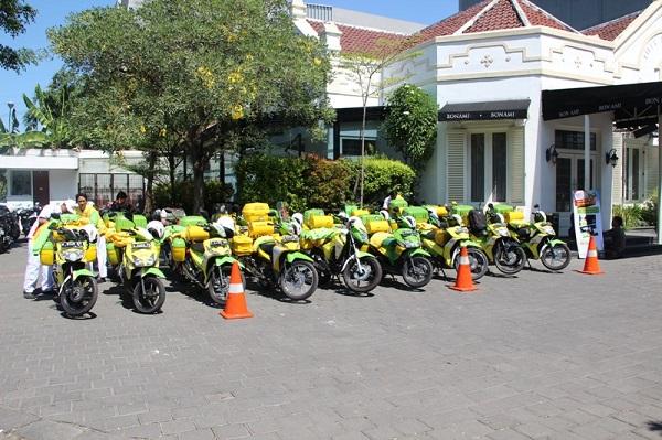 unit Honda Home Service Jawa Timur