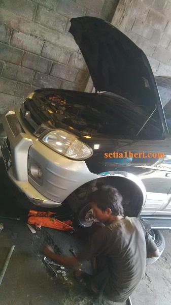 tune up mobil taruna di yono motor gresik