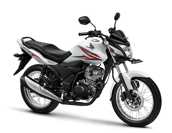 Honda Verza 150 SW - Advance White tahun 2015
