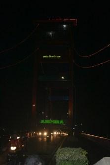 jembatan ampera tahun 2015