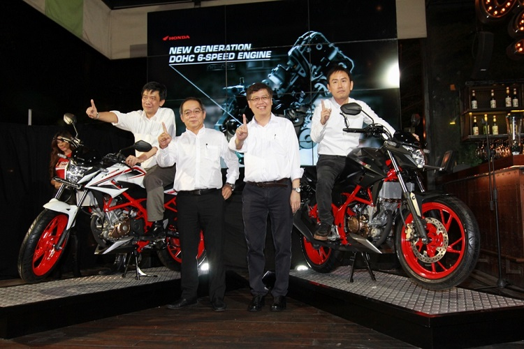 All New Honda CB150R StreetFire Special Edition tahun 2015 (1)