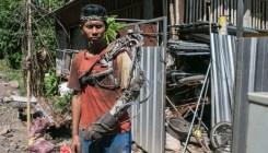 I Wayan Sumardana alias Tawan seorang tukang las dari Bali