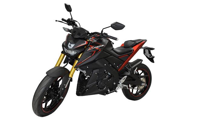 YamahaXabre Black Dagger tahun 2016