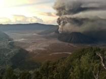 erupsi gunung bromo tahun 2016