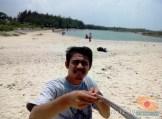 piknik ke pantai pasir putih remen jenu tuban tahun 2015 (17)