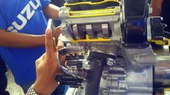 All New Satria F150 injeksi tahun 2016 dan daleman mesin alias cut engine (13)