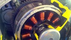 All New Satria F150 injeksi tahun 2016 dan daleman mesin alias cut engine (14)